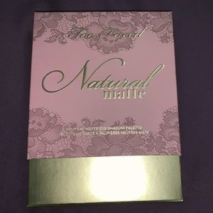Too Faced -Natural Matte Neutral Eyeshadow Palette